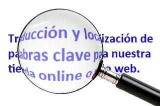 traducir y localizar keywords